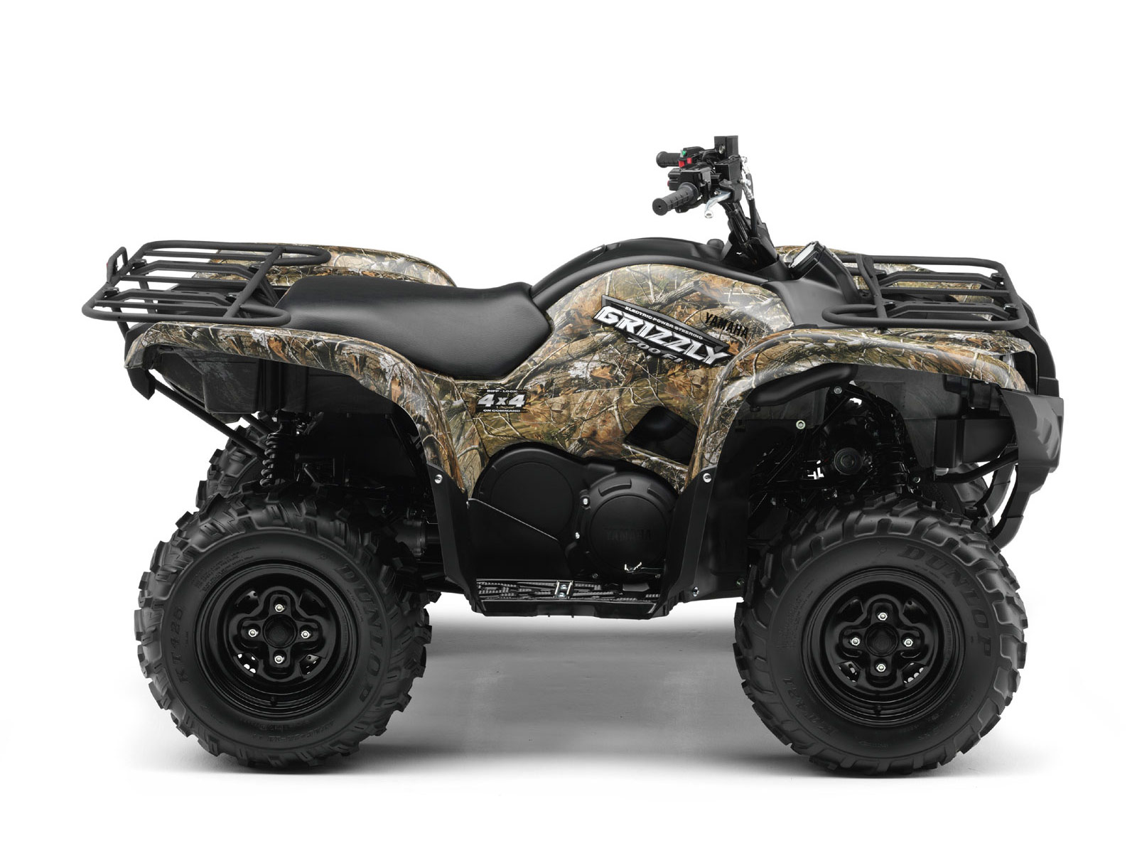 Yamaha Grizzly  Eps Camo