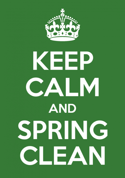 Ms havachat purging or keeping What is spring cleaning
