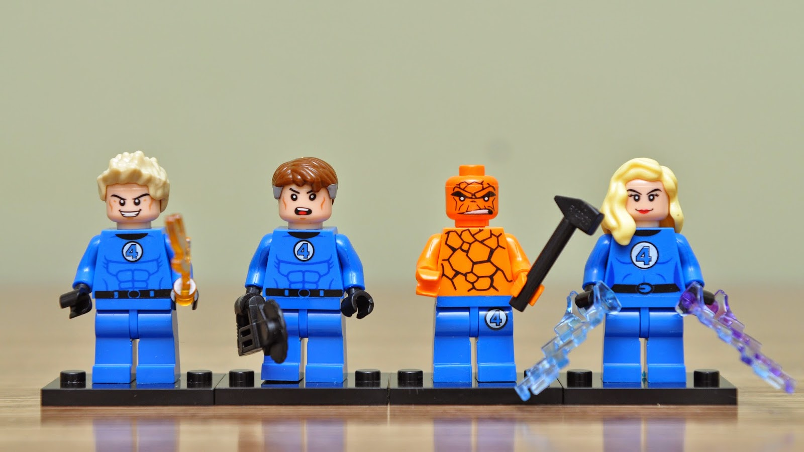 my brick store  lego fantastic four by decool
