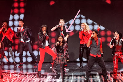Ellona Santiago On X Factor