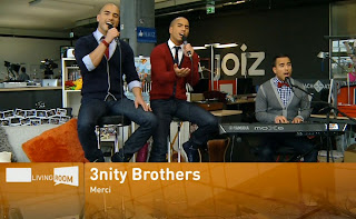 3nity Brothers Joiz Tv