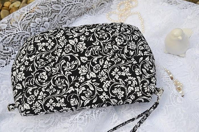 Клатч из ткани, Ольга Граф