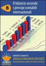 Analisi di bilancio con Excel. Il bilancio secondo i principi contabili internazionali - eBook
