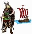 Máy bắn đá mini kiểu Viking