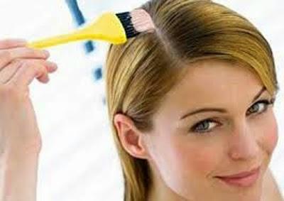 Tinte, ceniza o leche para eliminar las manchas de tinte sobre la piel