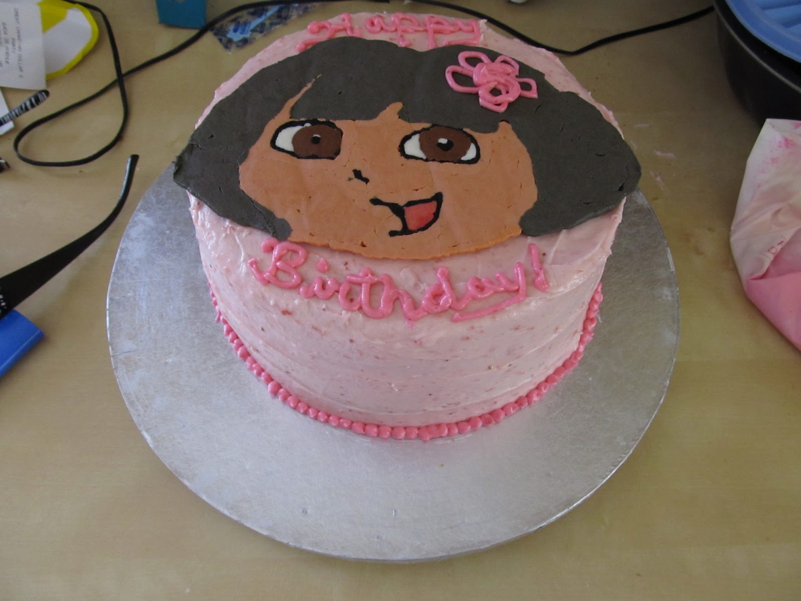 Cake Decorating Classes Stirling