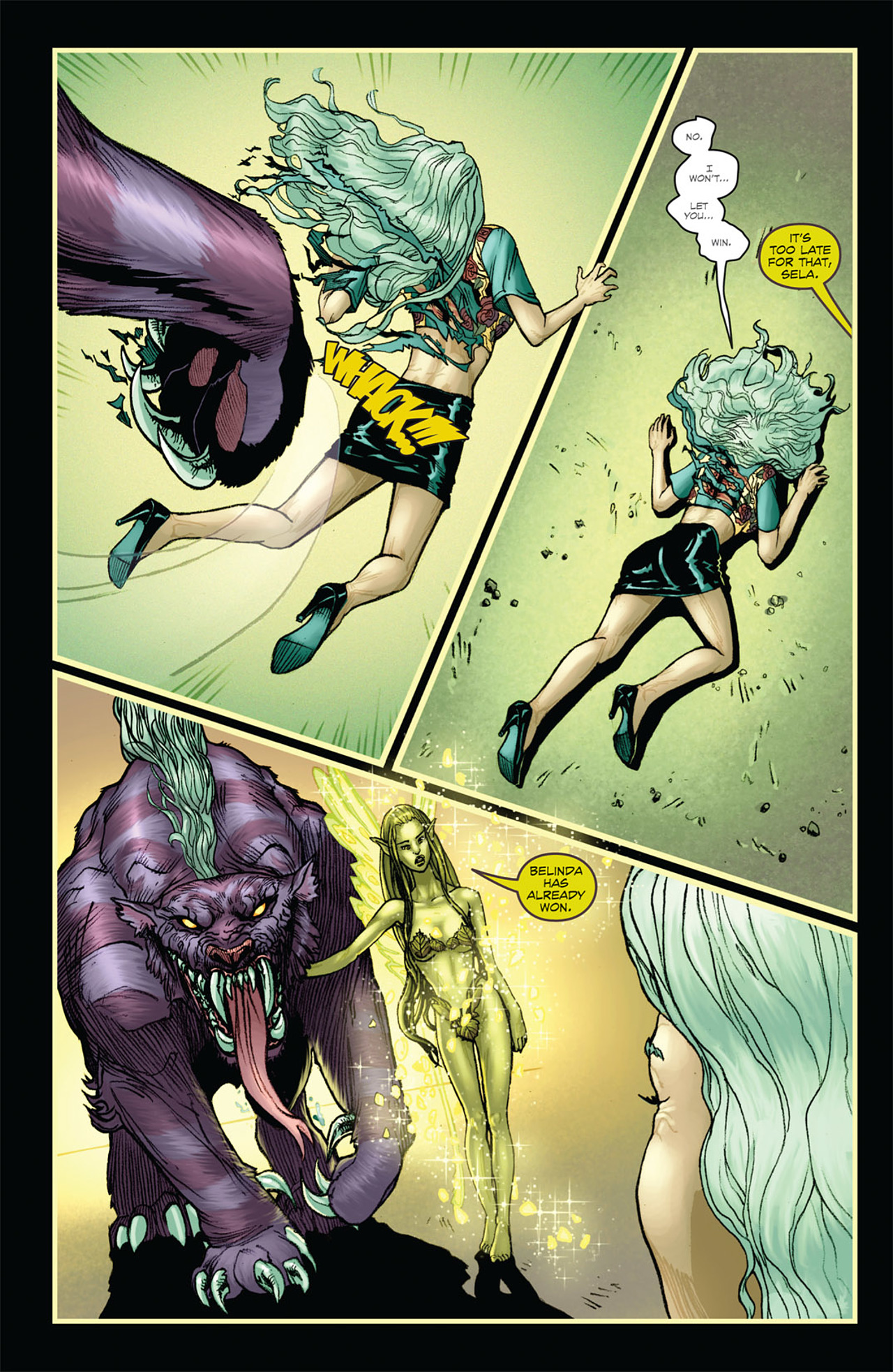 Grimm Fairy Tales (2005) Issue #30 #33 - English 15