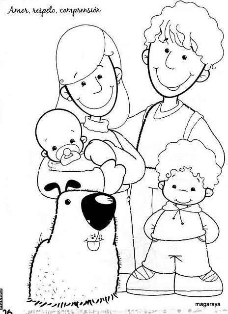 Dibujos de los derechos del niño para imprimir - Imagui