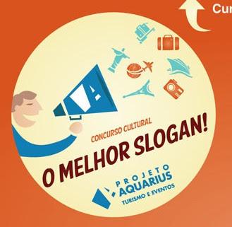 """Concurso Cultural """"O Melhor Slogan"""""""