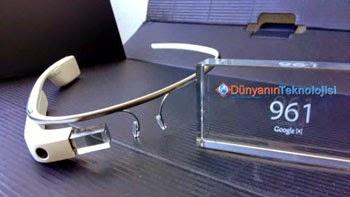 Google Glass 12 saatte tükendi