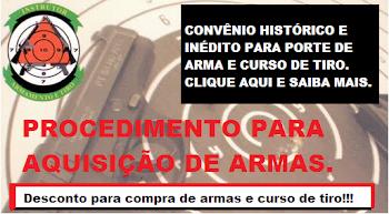 Curso de Tiro para Porte de Arma. Clique na foto.