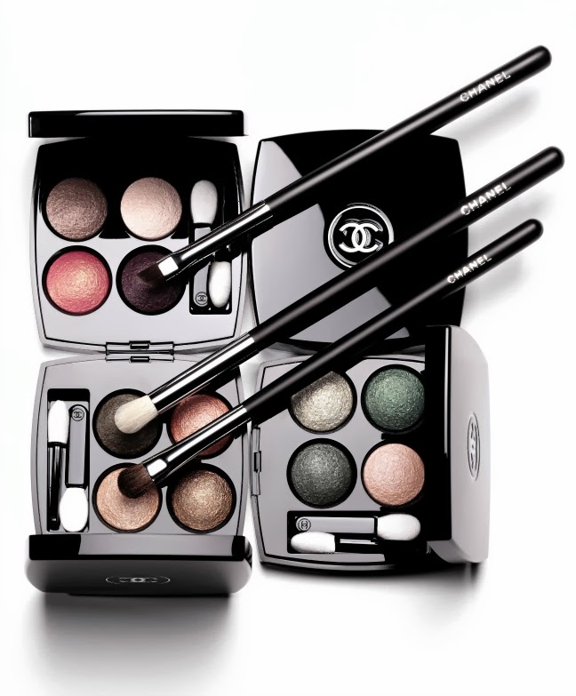 Chanel Les 4 Ombres Launch