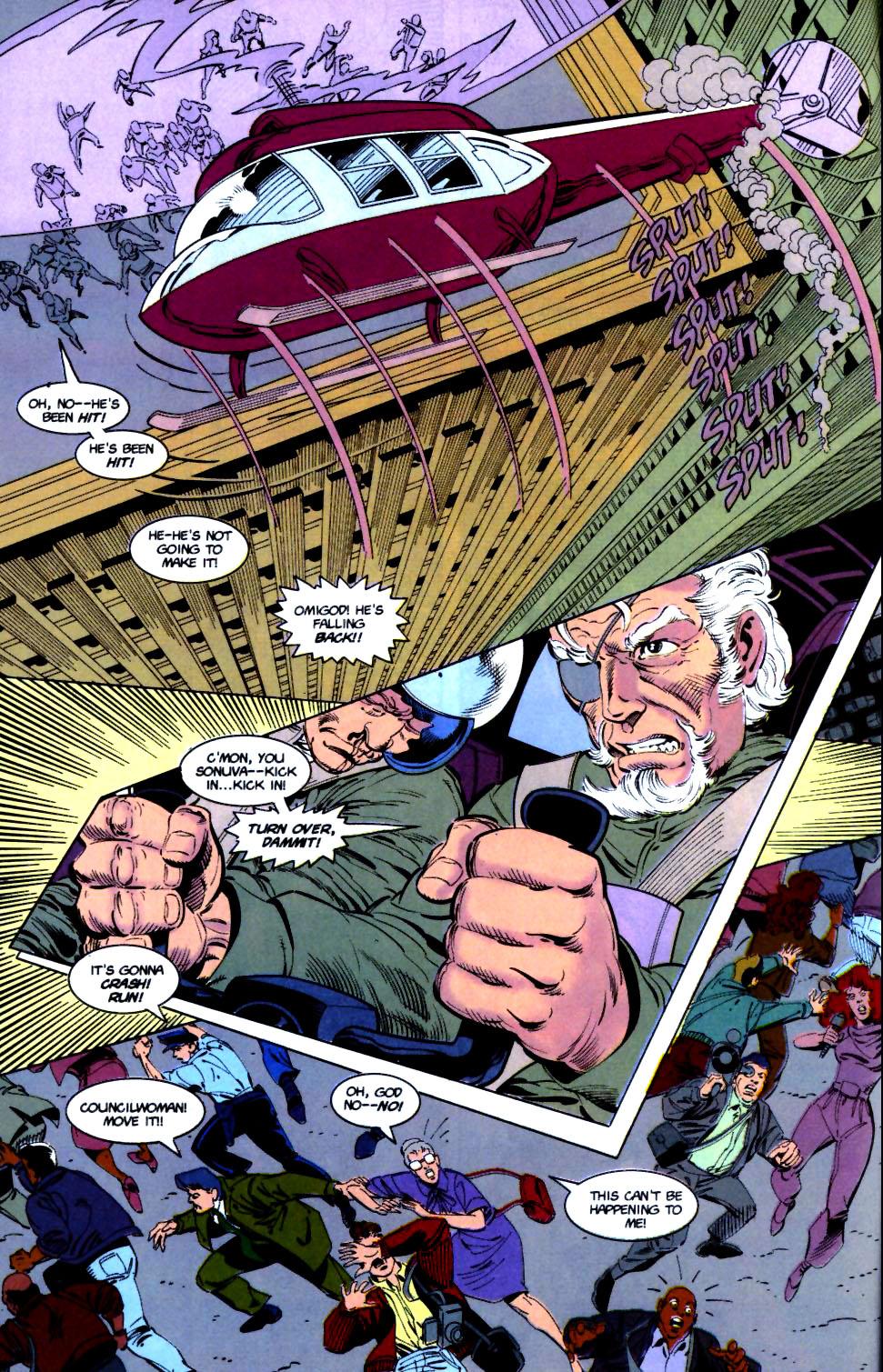 Deathstroke (1991) Issue #16 #21 - English 7