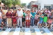 Luego de 30 años de olvido las calles de Matamoros y Xóchitl, del centro de Acapulco, renuevan su concreto