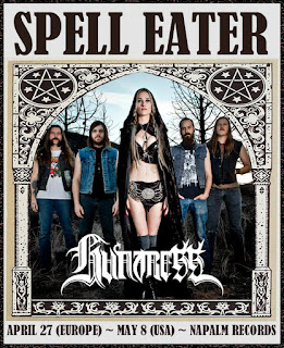 Huntress: Win a Pair of Tickets to Paganfest 2012 @ Gramercy Theatre on March 31st
