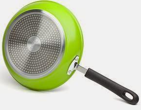 ozeri 8 inch pangreen earth pan underside