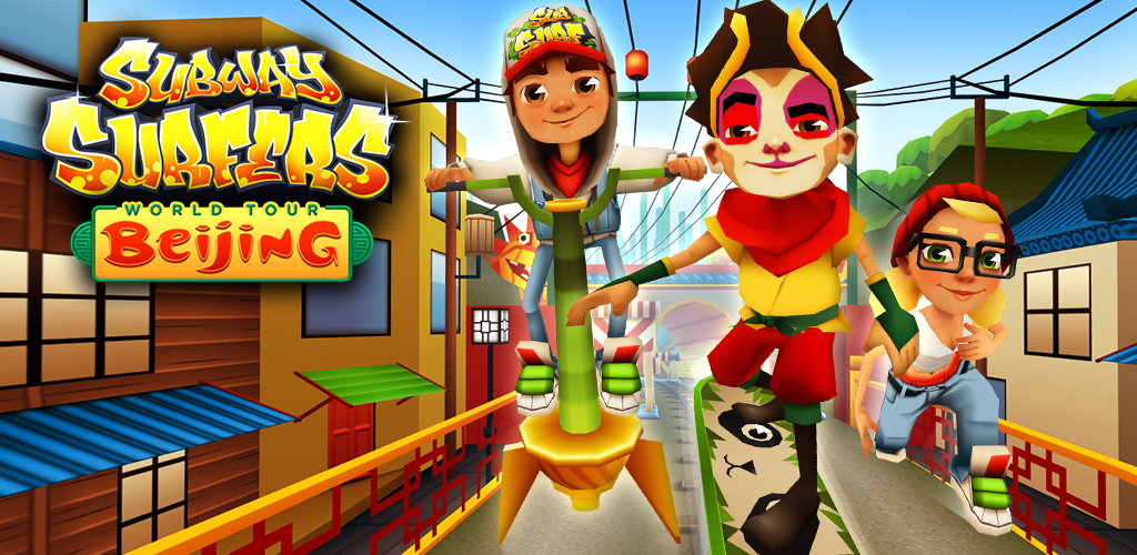 Download Subway Surfer Beijing 1.28.0 Mod Full Apk Android