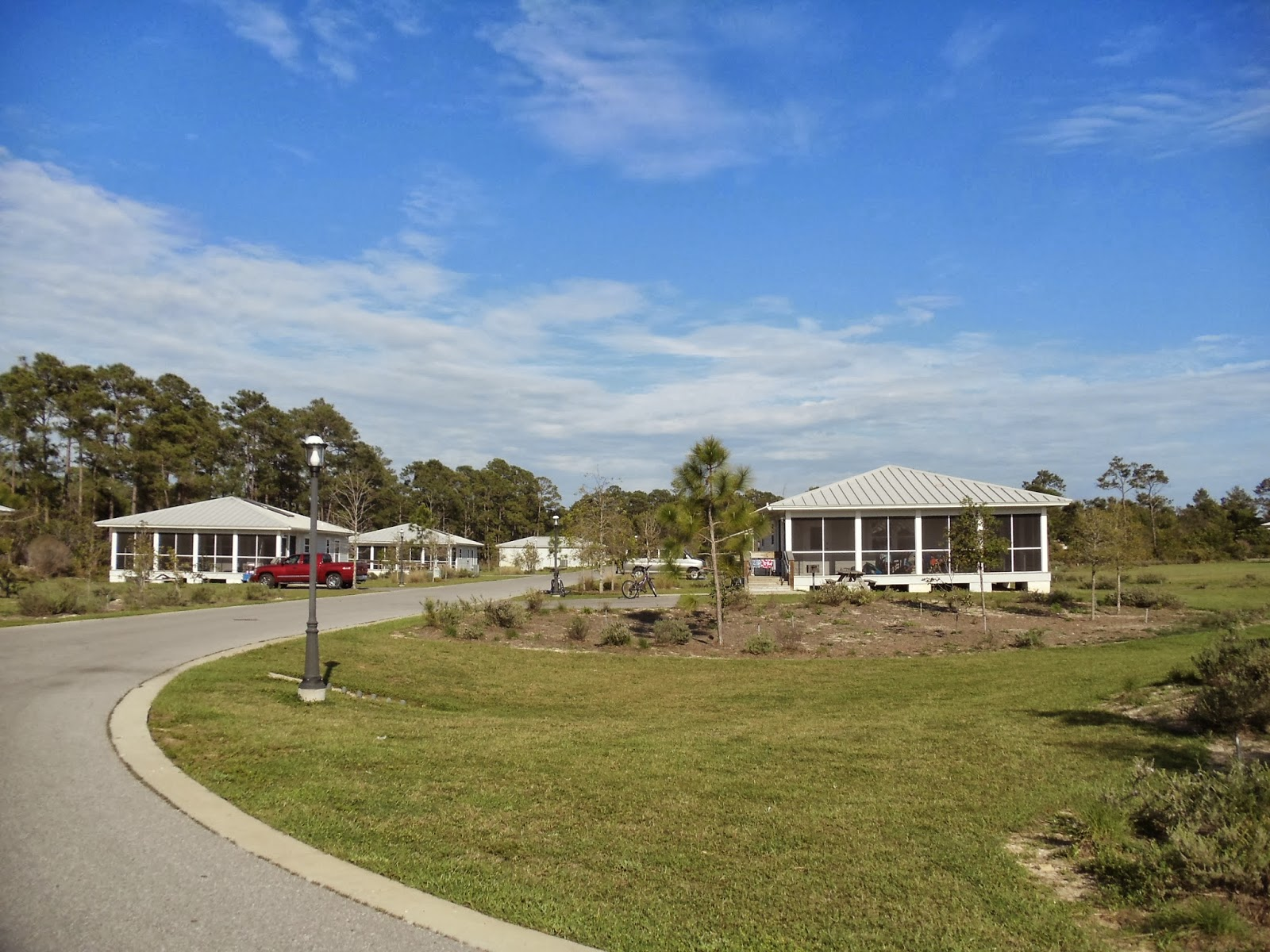 Topsail hill preserve state park cabins for Florida state parks cabins