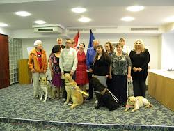 Participantii la Conferinta EGDF