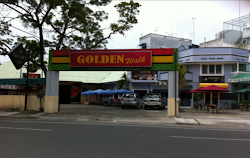 Beduq Fair 2013 di Golden Walk Glugur