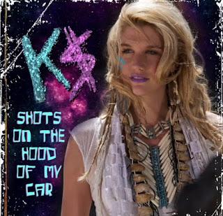 Kesha - Shots On The Hood Of My Car Lyrics