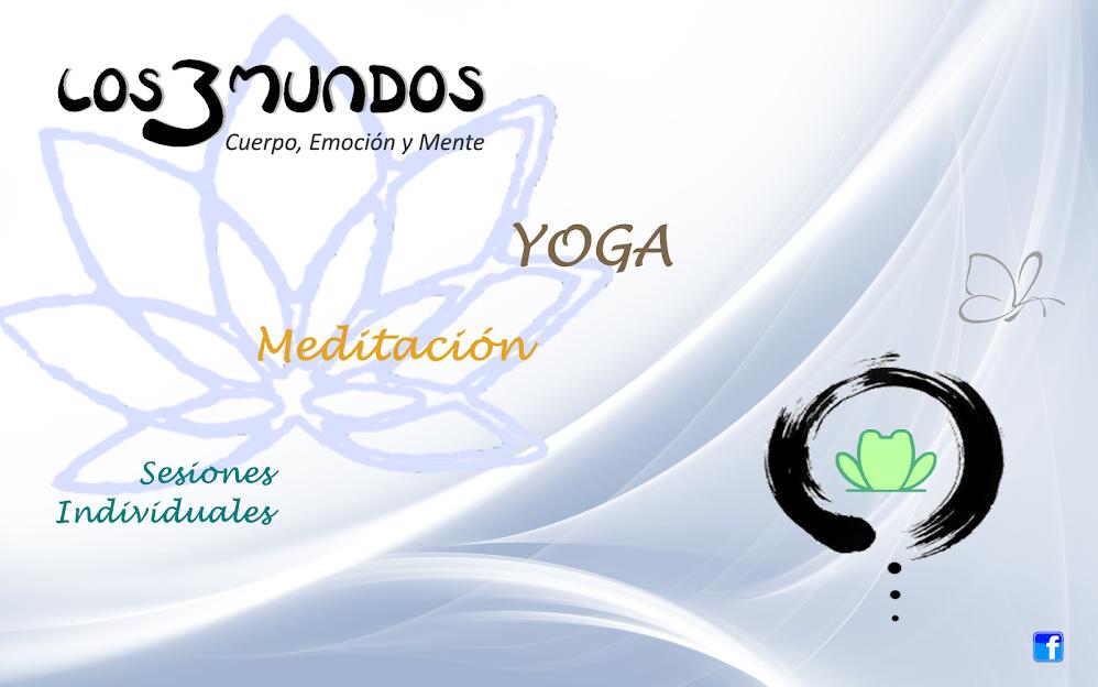 Centro de Yoga y Meditación: Cuerpo, Emoción y Mente