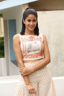 Actress Lavanya Tripathi Latest Pictures at Bale Bale Magadivoy Press Meet  25285).JPG