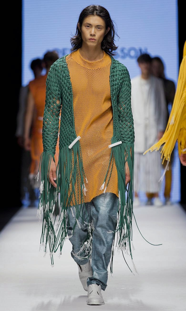 The Swedish School of Textiles Spring/Summer 2015 ...