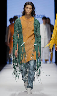 Swedish School of Textiles Spring 2015 at Stockholm Fashion Week