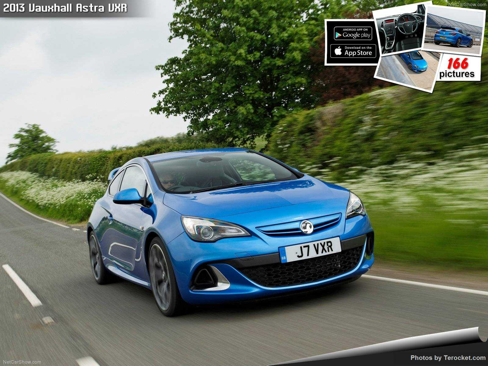 Hình ảnh xe ô tô Vauxhall Astra VXR 2013 & nội ngoại thất