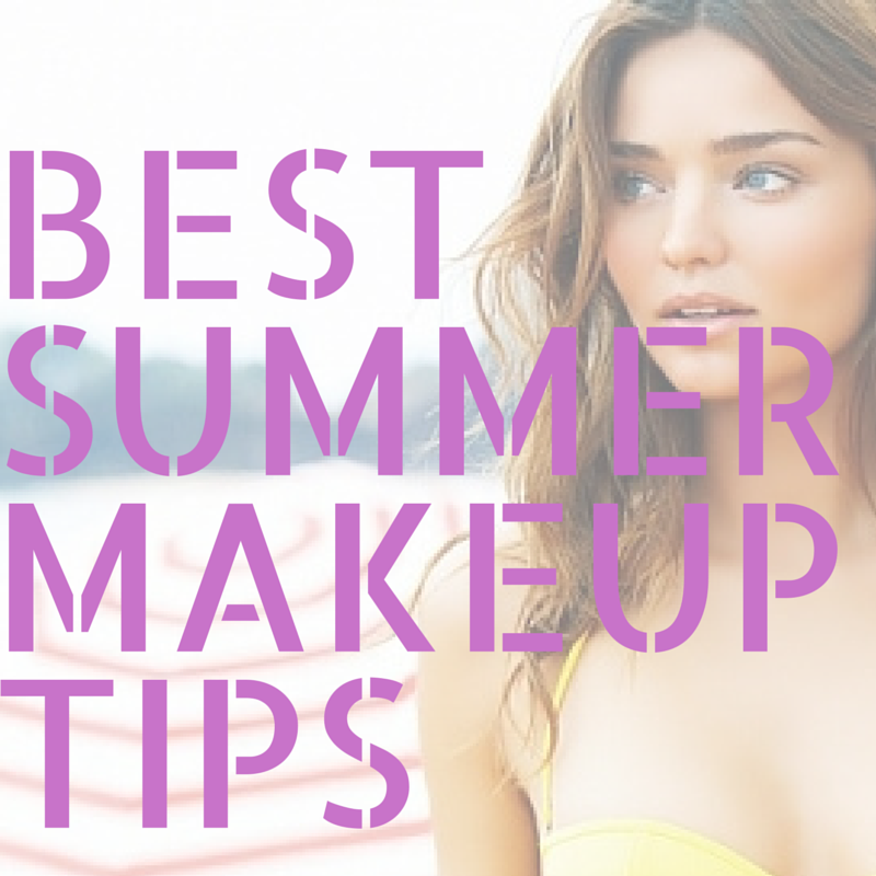 When it comes to summer beauty products, sunscreen is the only thing you should be laying on thick. Here, the best tips from makeup artists on how to lighten (and brighten) up but still look put.