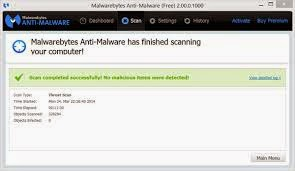 Malwarebytes Anti-Malware 2.0.1 portable full gratis