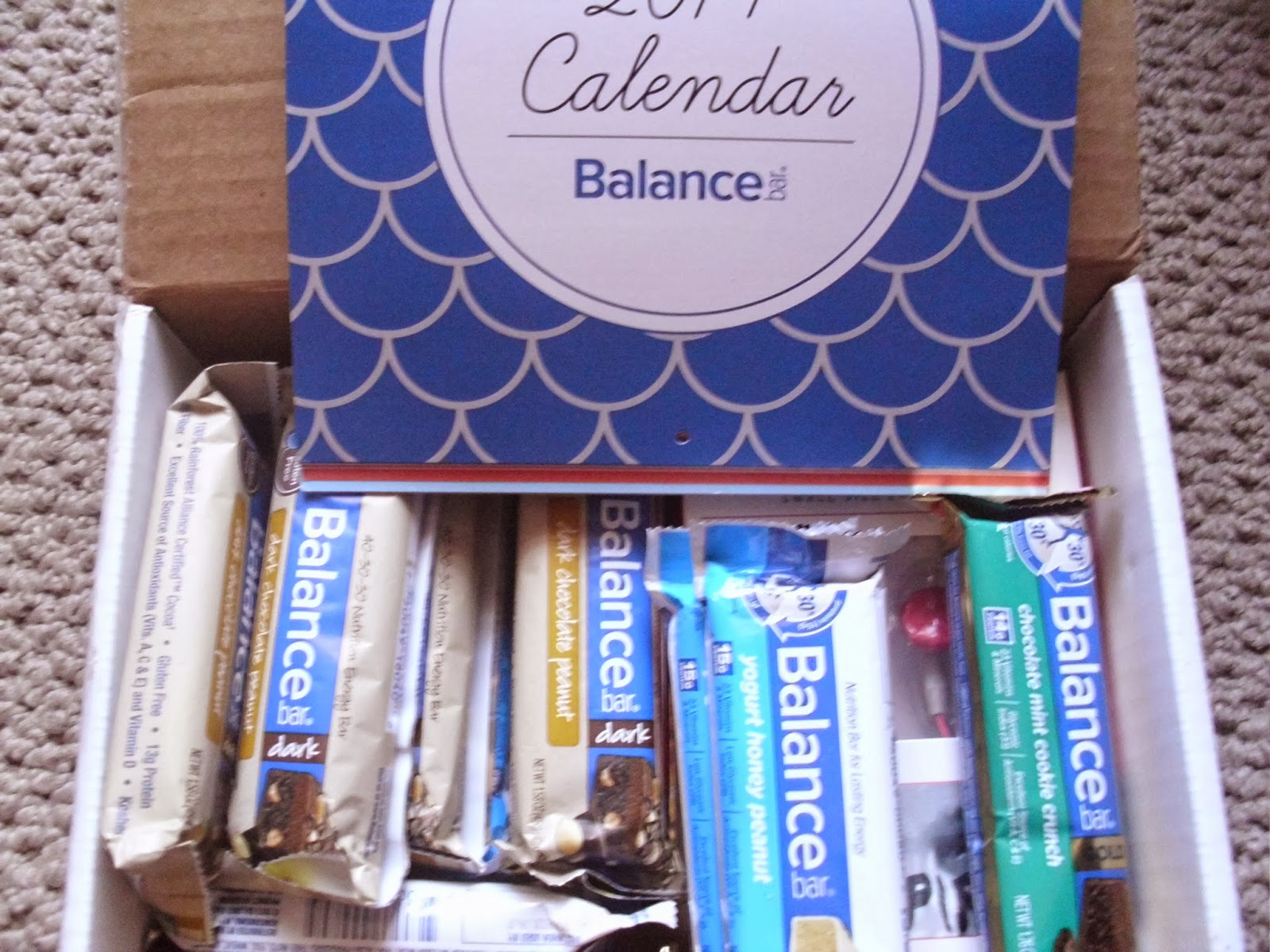 Balance Bars Are Delicious And Have An Excellent Balance Of