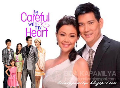 Be Careful With My Heart Beats Cieo de Angelina and One True ove in TV ratings nationwide!