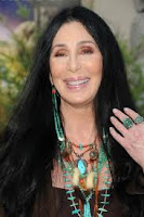 Cher, whose new single is called 'Woman's World'
