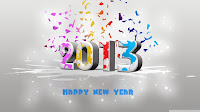 Happy New Year Wallpapers 2013 -HD Pictures 2013 Wallpapers