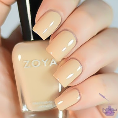 Zoya Cala swatch and review