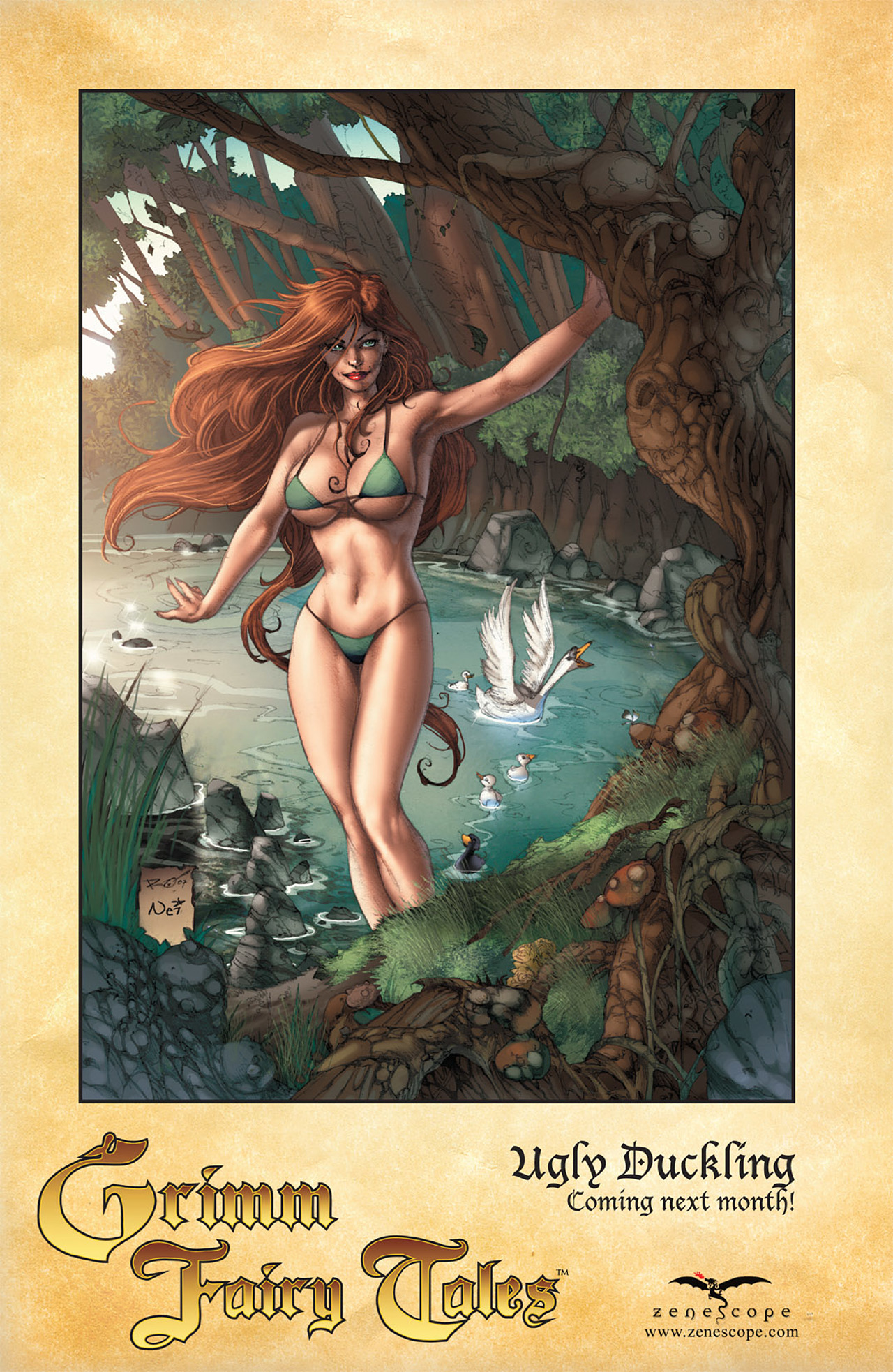 Grimm Fairy Tales (2005) Issue #27 #30 - English 26