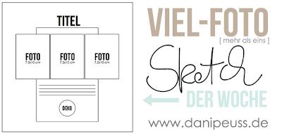 Viel Foto Sketch der Woche von www.danipeuss.de