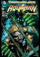 Aquaman #17 Cover