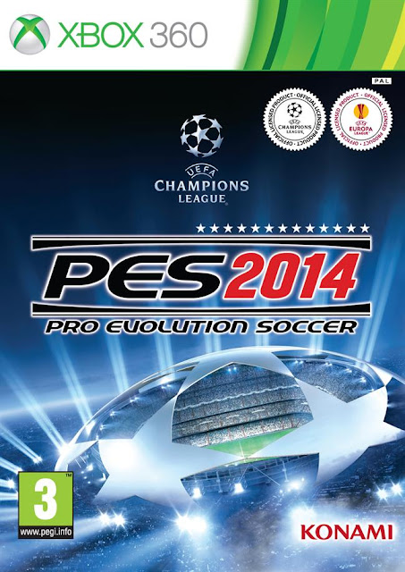 Pro Evolution Soccer 2014 PAL XBOX360-COMPLEX