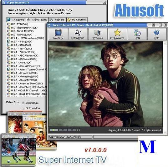 Скачать Super Internet TV (Premium Edition) 8.0.0.0 2009, МУЛЬТИМЕДИА - ТОР