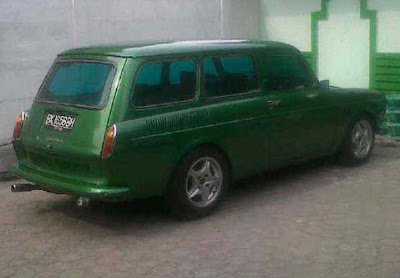 1964 Vw Variant For Sale Buy Classic Volks