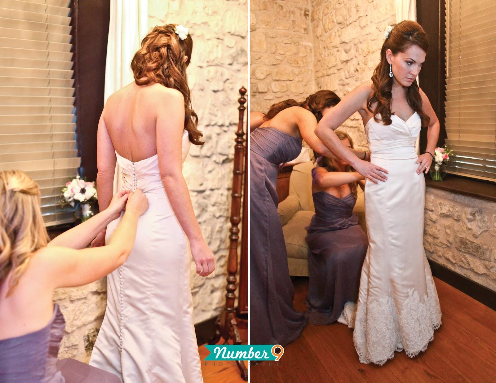 Carrie hoffman wedding