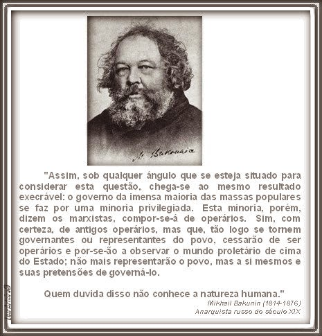 Polícia do Rio quer contratar médium para vigiar Bakunin, suspeito de organizar protestos na cidade