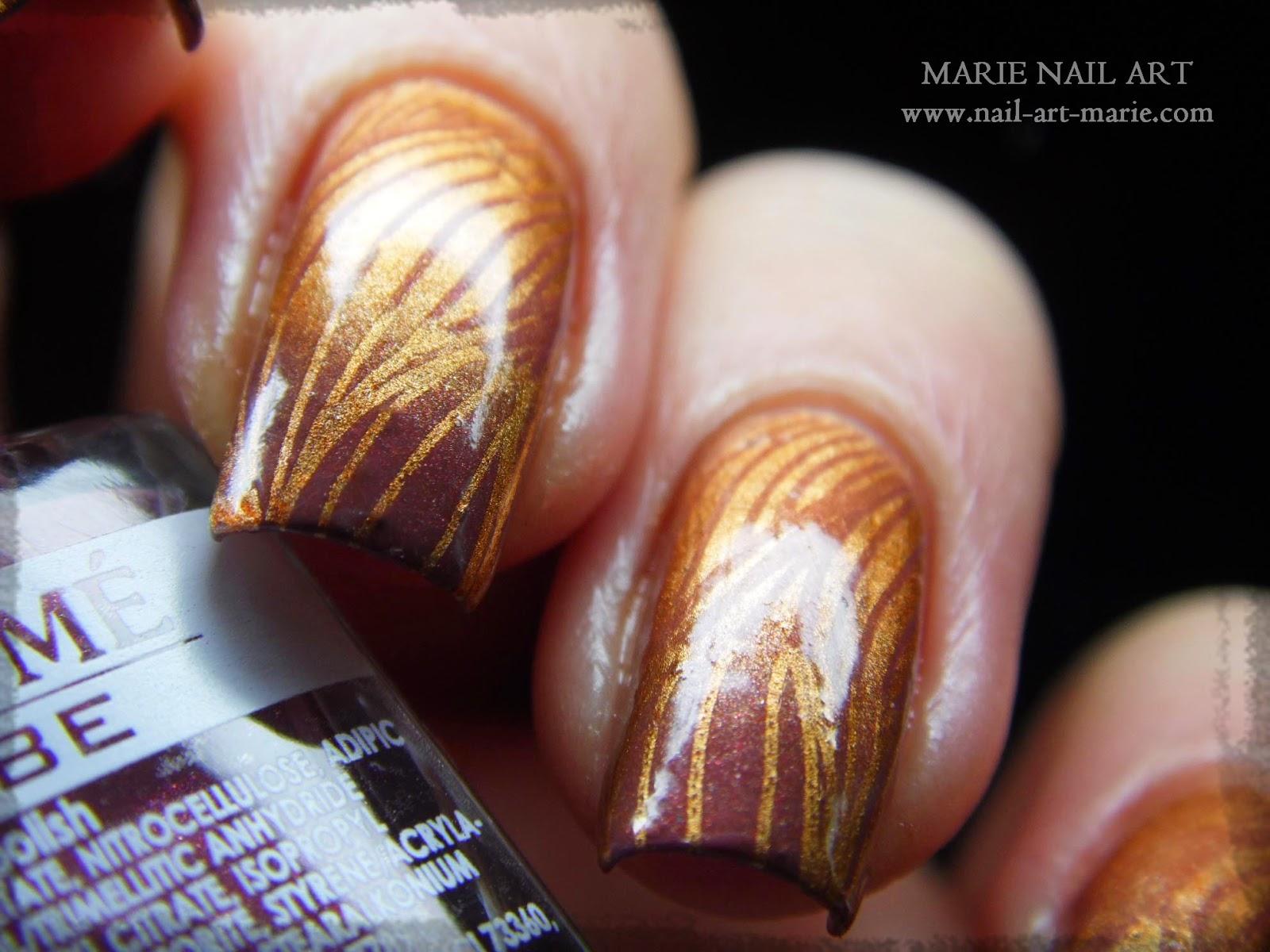 nail art double dégradé5