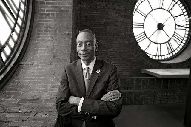 Cincinnati; Mayor Mark Mallory