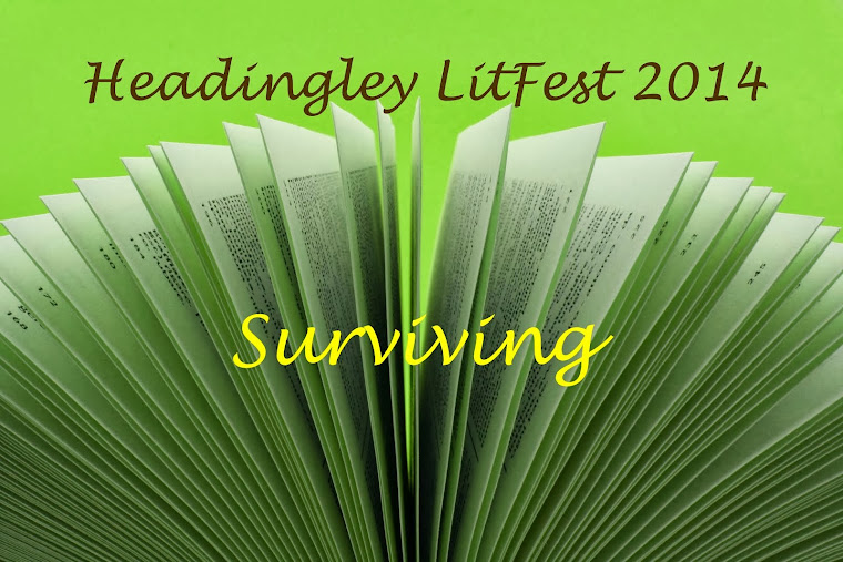 Headingley LitFest - 2014 Programme