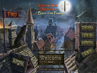 Shadow Wolf Mysteries 2: Bane Of The Family [BETA]