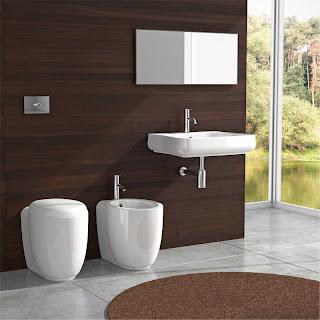 sanitari per il bagno abbinamento